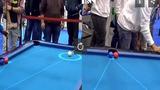 Tận mắt bàn bi-a giúp người chơi trăm trận trăm thắng