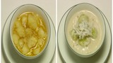 Tuyệt chiêu nấu hai món chè sắn thơm ngon ngày trời lạnh