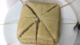 Bí quyết cắt bánh chưng chuẩn đẹp siêu dễ không cần dao