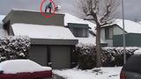 Màn trượt tuyết từ nóc nhà và cái kết bẽ bàng