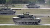 Cuộc thi đấu xe tăng của các nước NATO