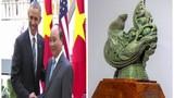 Món quà đặc biệt Thủ tướng Nguyễn Xuân Phúc tặng Tổng thống Obama