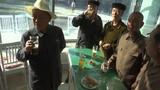 Kiểu đi nhậu khác lạ của người Triều Tiên
