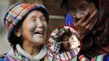 """Tộc người """"xăm kín mặt mới có tình yêu"""" ở Trung Quốc"""