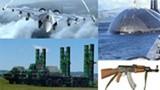 Những vũ khí huyền thoại đáng gờm nhất của Nga