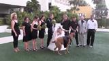 Chết cười với những tình huống siêu hài trong đám cưới