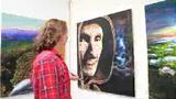 Khả năng vẽ tranh phi thường của người nghệ sĩ