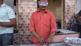 Nể phục kỹ năng nấu ăn điêu luyện của đầu bếp đường phố