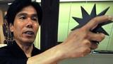 Ninja Nhật cuối cùng: Kết liễu nạn nhân bằng đường rạch 2cm