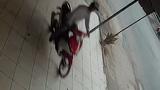 Trộm cắp manh động vào tận nhà dân trộm xe máy