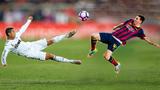 Những pha bắt vô lê của Lionel Messi và Cristiano Ronaldo