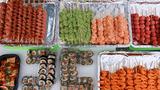 Ảnh: Hàng nghìn món ăn hấp dẫn trên thế giới hội tụ tại Hà Nội