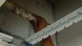 Hà Nội: Chung cư Happy Star Tower xây tường bằng nilon và xốp