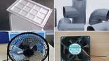 Cách làm điều hòa tự chế chống lại nắng nóng kỷ lục