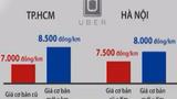 """Uber, Grab sẽ """"đồng sàng"""" taxi truyền thống"""
