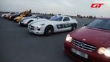 Choáng với dàn siêu xe của các đại gia Dubai