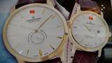 Mê mẩn cặp đồng hồ Hoàng Sa - Trường Sa