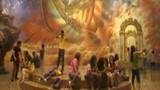 Lạc vào bảo tàng nghệ thuật 3D ở Philippines