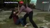 Dàn cảnh bắt cóc gái xinh giữa đường ở TP HCM