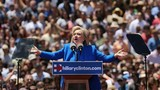 Nữ ứng viên Tổng thống Mỹ có bài diễn văn đầu tiên