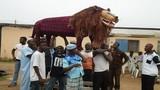 Phong tục tổ chức đám tang kỳ lạ ở Ghana