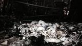 Hải Dương: Dân hoảng loạn vì chợ Phú Yên cháy trong đêm