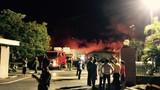 Cháy lớn ở Hải Phòng thiêu rụi 3 doanh nghiệp