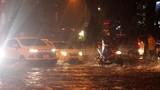 Hàng trăm nhà bị tốc mái, đổ sập do bão số 3