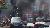 Nổ ô tô kinh hoàng ở Quảng Ninh, hai người tử vong tại chỗ
