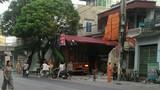 Hải Dương: Kinh hoàng xe container mất lái, tông xuyên 4 nhà dân