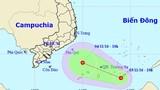 Áp thấp nhiệt đới trên biển Đông, công điện chủ động ứng phó