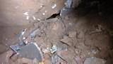Thi công kè phát hiện hai ngôi mộ cổ ở Quảng Ninh