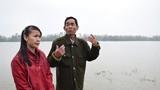 Cảm động những người quên mình cứu người trong mưa lũ miền Trung