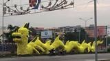 Lãnh đạo Hải Phòng lên tiếng về biểu tượng rồng hoa gây tranh cãi