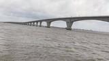 Ngắm cầu vượt biển hoành tráng nhất Việt Nam ở Hải Phòng