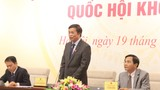 Kỳ họp thứ 3 Quốc hội khóa XIV chính thức khai mạc ngày 22/5