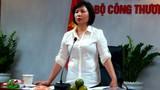 Những vi phạm của Thứ trưởng Hồ Thị Kim Thoa là nghiêm trọng