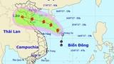 Bão số 2 hướng vào đất liền miền Bắc: Khẩn trương ứng phó