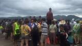 Do bão số 2, hơn 3.000 khách mắc kẹt tại đảo Cô Tô