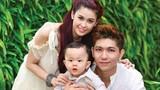 Ngắm con trai đáng yêu của cặp đôi Tim - Trương Quỳnh Anh