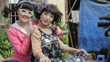 Hình ảnh sặc cười của sao Việt trong hài Tết 2015