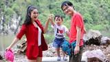 Diễn viên Diệu Hương sinh con trai nặng 3,9 kg