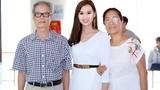 Bố mẹ chồng Lã Thanh Huyền mừng con dâu ra mắt phim