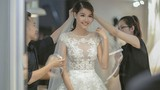 """Ngắm váy cưới của Kỳ Hân được Mạch Hồng Quân """"bạo chi"""""""