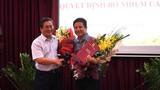 Nghệ sĩ Chí Trung nhận chức quyền Giám đốc Nhà hát Tuổi trẻ