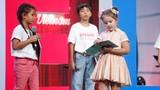MC Lại Văn Sâm sốc trước bé gái 5 tuổi nói 8 ngoại ngữ