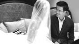 Ảnh cưới của giám đốc VTV24 Quang Minh và nữ nhà văn 8X