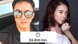 """Bất ngờ Cường Đô La và Đàm Thu Trang chia sẻ """"đã đính hôn"""""""