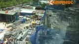 Soi tầm cỡ công trình 17 tầng bị sập giàn giáo ở TPHCM