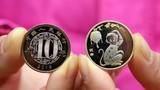 Trung Quốc phát hành tiền xu hình khỉ đón Tết